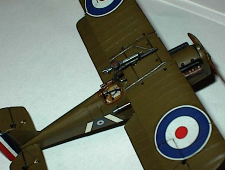 Internet Modeler Building The 1 72 Revell Esci Se5a With