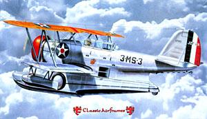 Internet Modeler Classic Airframes 148 Grumman J2f 1 2 3 4 Duck
