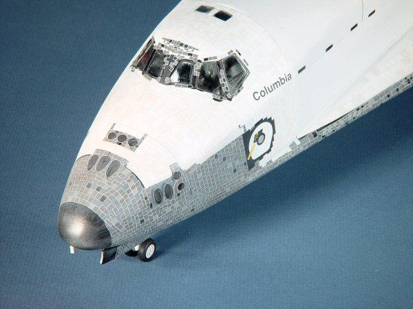 monogram space shuttle -#main