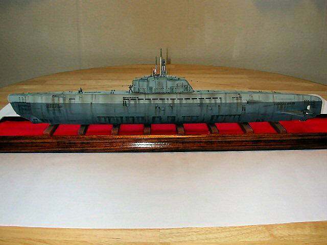 Revells 1144th Type Xxi U Boat