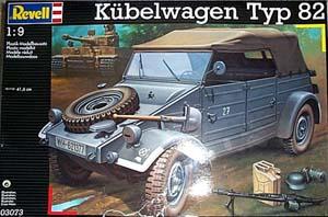 Revell Germany 1 9 K 252 Belwagen Typ 82