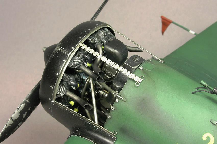Marek 1/50 Polikarpov I-16 - Page 2 - PaperModelers com