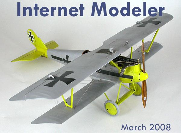 Internet Modeller