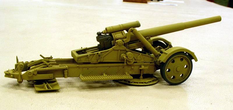 Revell 1  72 21cm Morser 18 Heavy Artillery Gun
