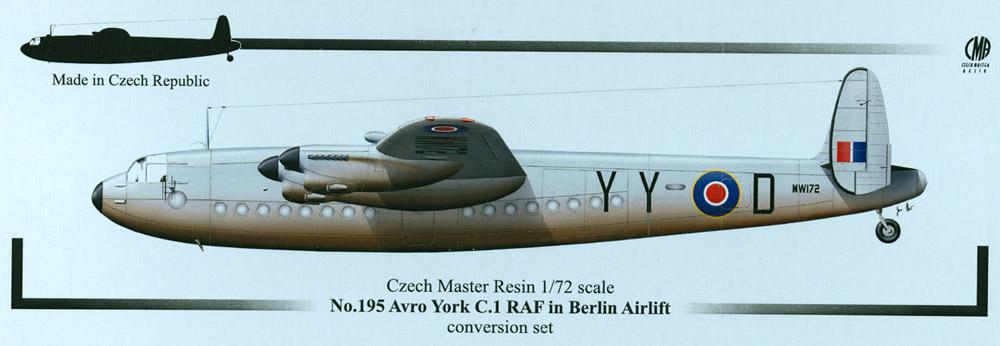Avro York Fuel gauge pg 7ins