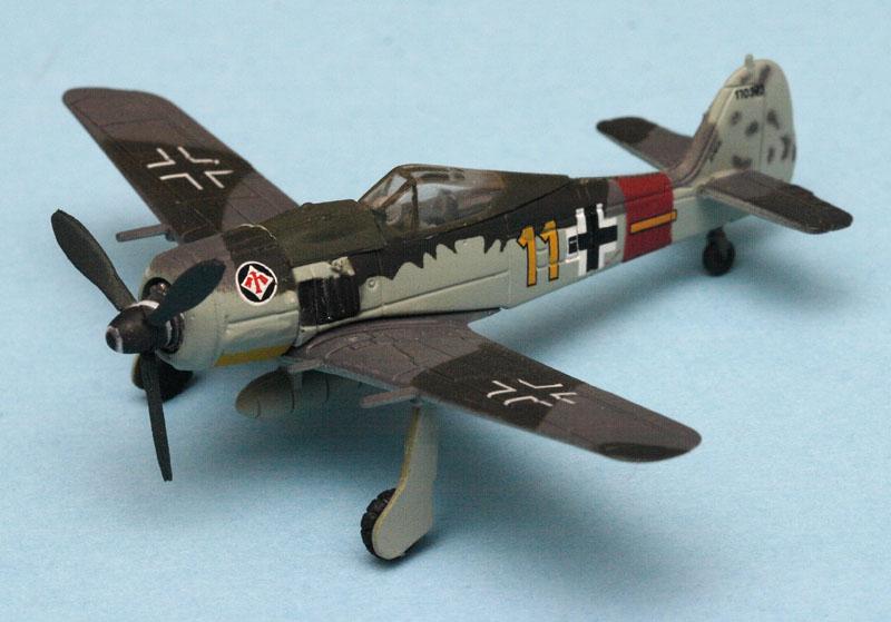 Internet Modeler 1/144 Pre-finished Aircraft Models