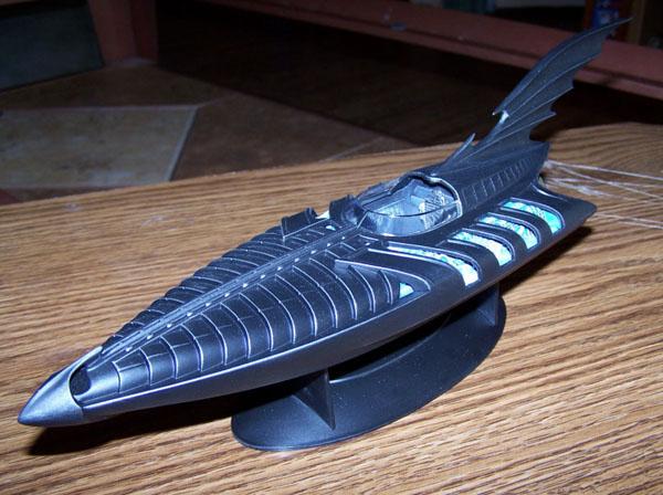 internet modeler revell 125 batman forever batboat - Revell Night Color