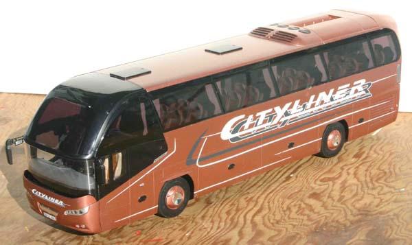 Internet Modeler Revell Germany 1 24 Neoplan Cityliner