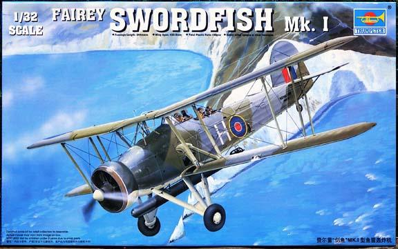Internet Modeler Trumpeter 1  32 Fairey Swordfish Mk  I