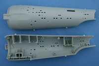 Polar Lights 1/350 Enterprise Main Body