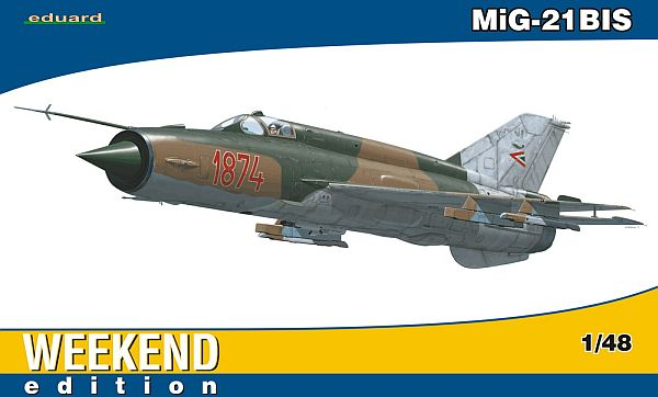 EDUARD LÖÖK 644033 Dashboard for Eduard Kit MiG-21bis in 1:48