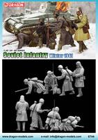 Dragon 1/35 Soviet Infantry 1941 Figures Box