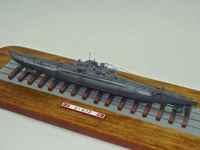 Mirage 1/400 U-673 09