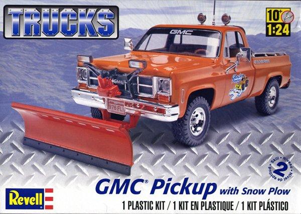 GMC Pickup ( à ma sauce ) Snow plow kit GMC_Pickup
