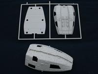 Moebius Models 1/4105 Battlestar Pegasus