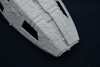 Moebius Models 1/4105 Battlestar Pegasus Nose