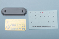 Hobby Boss 1/350 Alfa Submarine Photoetch and Decals