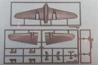 "Hasegawa 1/72 Kawasaki Ki-45Kai Hei Toryu (Nick) w/Projection Cannon ""4th Flight Regiment"" Wings"