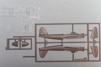 "Hasegawa 1/72 Kawasaki Ki-45Kai Hei Toryu (Nick) w/Projection Cannon ""4th Flight Regiment"" Fuselage"