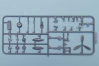 Aoshima 1/72 Focke Wulf Ta 152H-0 Parts