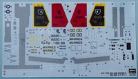 Hasegawa 1/72 MV-22B Osprey Decals