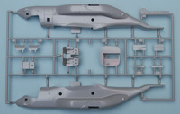 Hasegawa 1/72 MV-22B Osprey Fuselage
