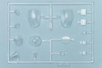 Hasegawa 1/72 P2H (P2V-7) Neptune JMSDF Clear Parts