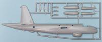 Hasegawa 1/72 P2H (P2V-7) Neptune JMSDF Fuselage