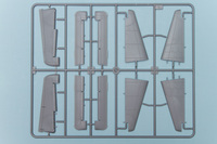 Trumpeter 1/32 AD-4 / A-1D Skyraider Stabilizers