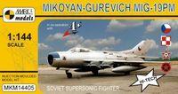 Mark I Ltd 1/144 MiG-19