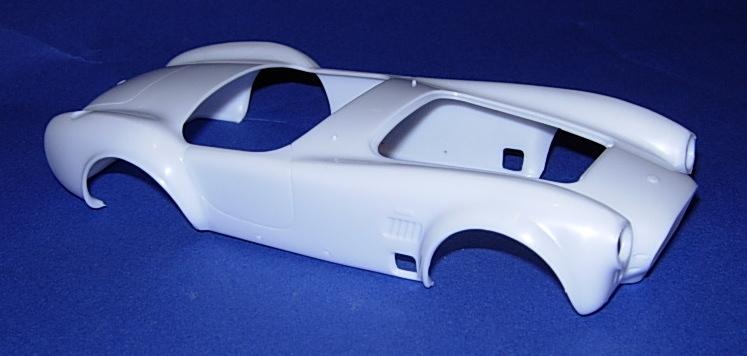 Internet Modeler Monogram 1/24 Shelby 427 Cobra S/C