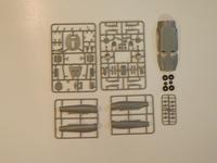 BPK 1/72 Boeing 737-200 Parts