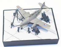 CGD 1/144 WWII German Luftwaffe Ground Crew Set C 2