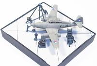 CGD 1/144 WWII German Luftwaffe Ground Crew Set C 4