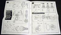 Revell 1/48 Mercury & Gemini Capsule Set Instructions