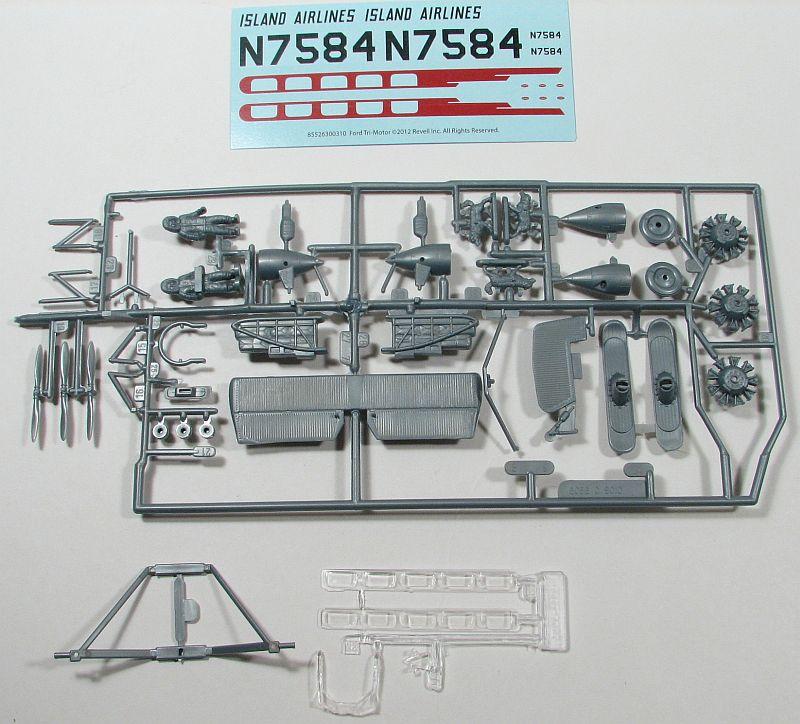 Internet Modeler Revell 1 77 Ford Tri Motor