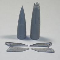 Yeoman Models 1/144 V-2