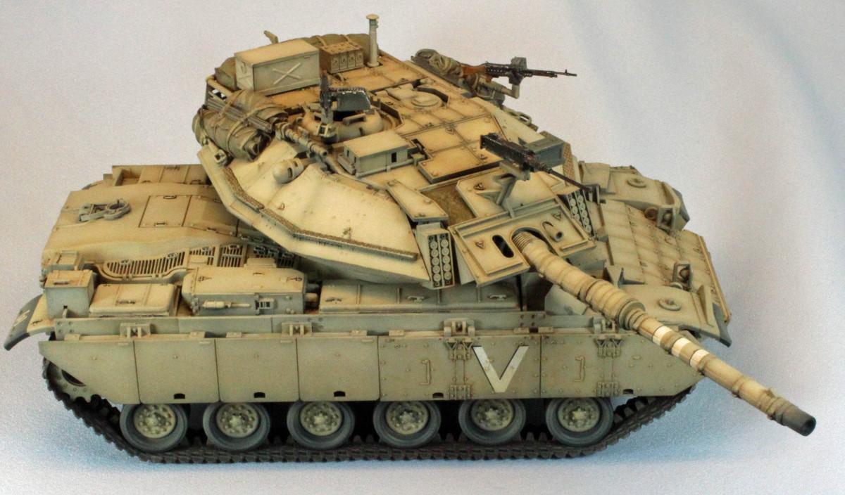 The MAGACH Tanks