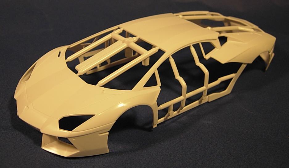 Internet Modeler Aoshima 1 24 Lamborghini Aventador Lp 700 4