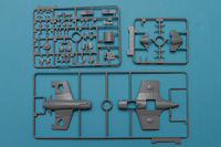 Dragon Cyber-Hobby 1/72 DH-112 Venom NF-3 Parts
