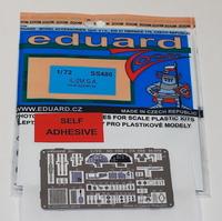 Eduard 1/72 Academy Il-2M Zoom Photoetch 1