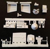 Medallion Models 1/48 P-40B Upgrade Set