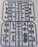 Eduard 1/72 Bf 110C-6 Limited Edition Profipack Parts 1