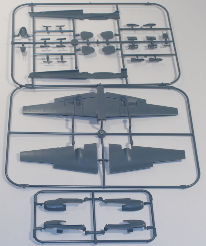 Eduard 1/72 Bf 110C-6 Limited Edition Profipack Parts 2