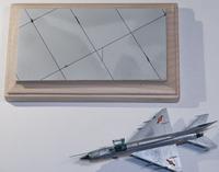 Eduard 1/144 MiG-21MF 01