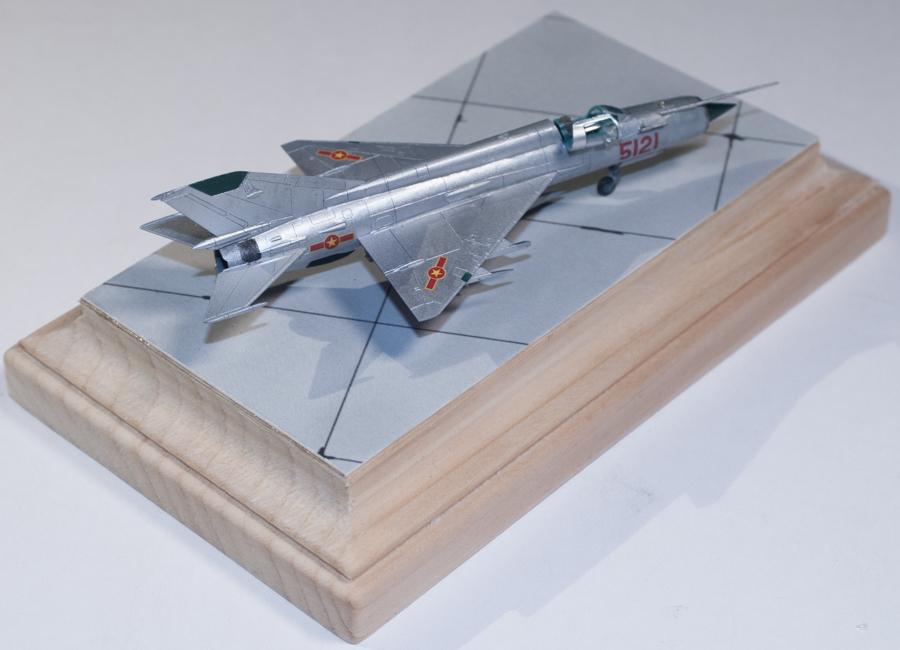 Eduard 1/144 MiG-21MF 07