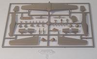 KP 1/72 Zlin C-205/Z-226 Parts