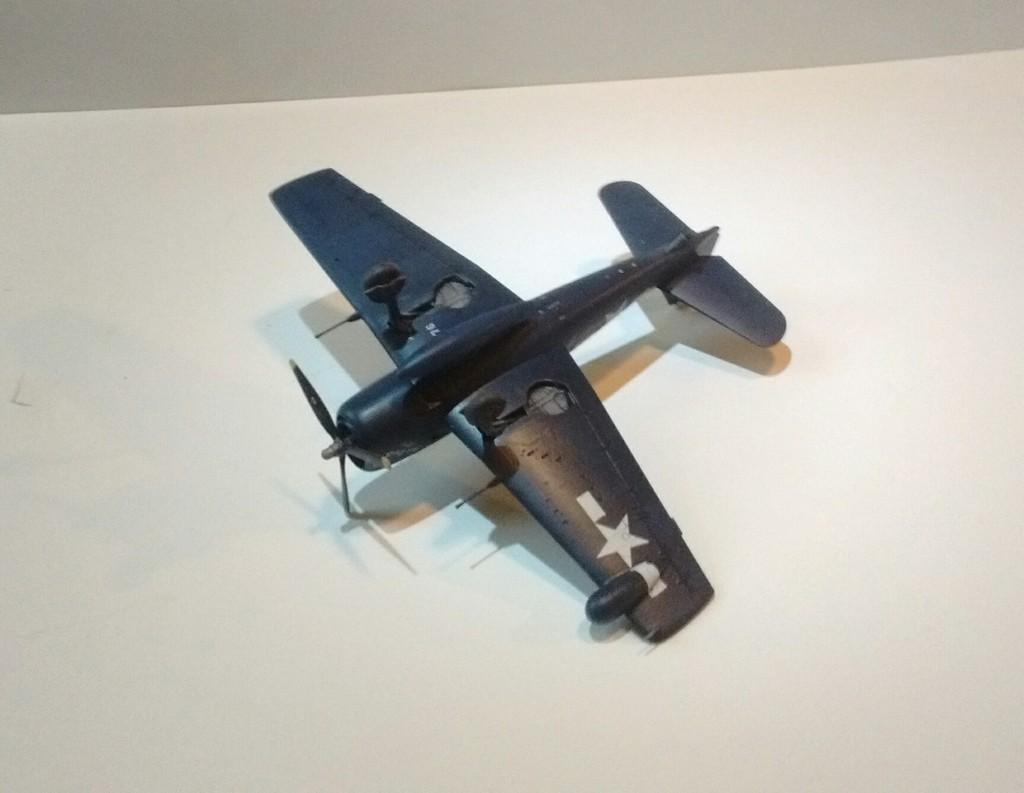 Eduard 1/72 F6F-5N Nightfighter Weekend Edition 06