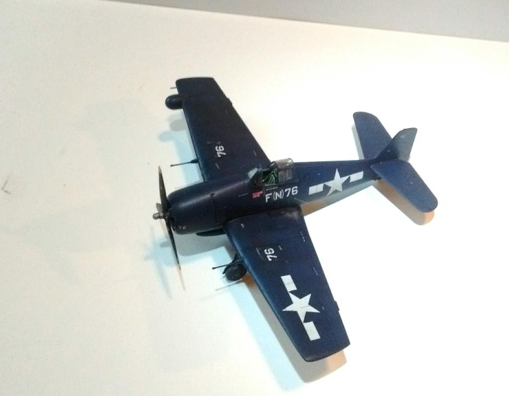 Eduard 1/72 F6F-5N Nightfighter Weekend Edition 09