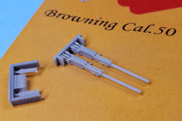 Gas Patch Models Browning Cal. 50 Flexible